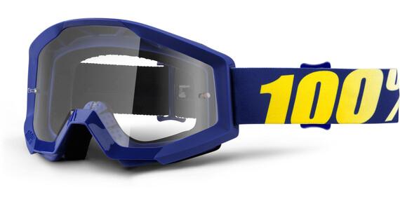 100% Strata Goggle Hope-Clear
